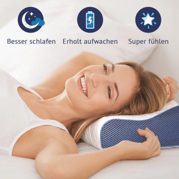 frau-orthopaedisches-nackenstuetzkissen